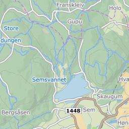 skaugum kart Bolig til leie   Bondibråten, Asker på FINN kart skaugum kart